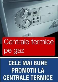 Centrale termice pe gaz