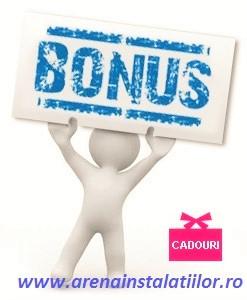 Echipamente cu produse bonus