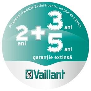 GARANTIE EXTINSA VAILLANT CU 3 SAU 5 ANI !