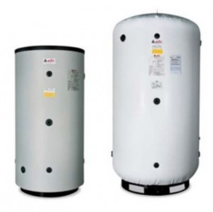 poza Rezervor acumulare apa calda izolat ELBI SAC 300