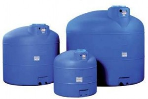 poza Rezervor polietilena ELBI PA 5000 - 5000 litri