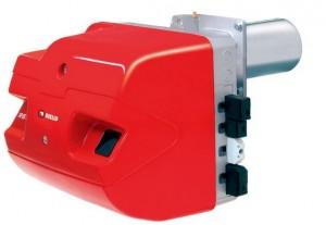 poza Arzator de gaze Riello RS 130 cu rampa de gaz MBD 420 - 372-1512 kW