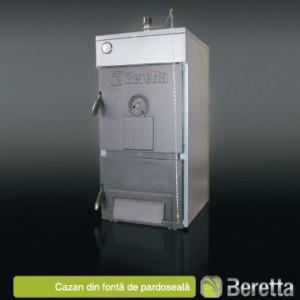 poza Centrala termica pe lemne si carbune Beretta RBS 50 - 50 kW