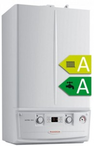 poza Centrala termica Immergas Victrix EXA 24 / 28 1 ERP - incalzire = 24 kW si acm = 28 kW