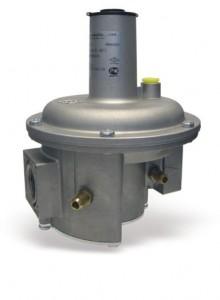 poza Regulator gaz cu filtru FG1B  50/40 versiune compacta - 2