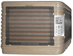 poza Sistem evaporativ Evapo EV18KD 18000 m3/h