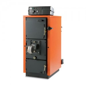 poza Centrala termica pe lemne cu gazeificare ARCA ASPIRO ENTRY 43 - 41 kW