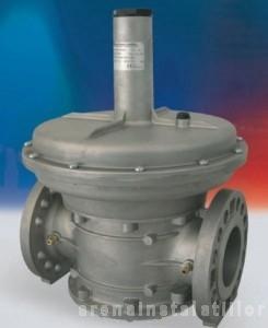 poza Regulator gaz cu filtru ST1B 100  - DN 100