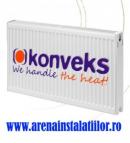 Radiatoare otel KONVEKS