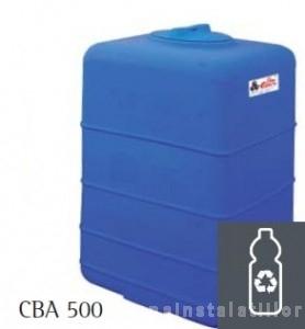 poza Rezervor apa polietilena ELBI CBA 500 - rezervor cubic