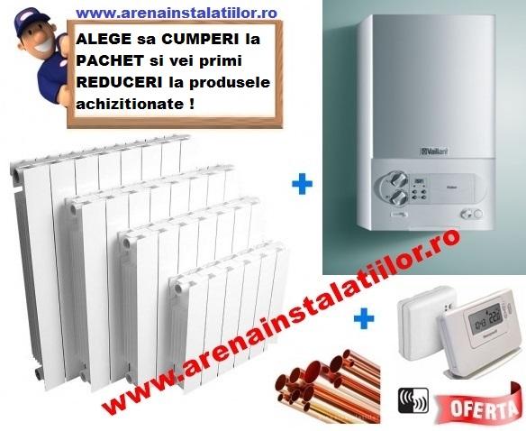 Reduceri la pachet pentru produsele cumparate de pe arenainstalatiilor.ro