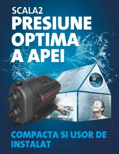 Hidrofor GRUNDFOS PREMIUM SCALA2 3-45 A