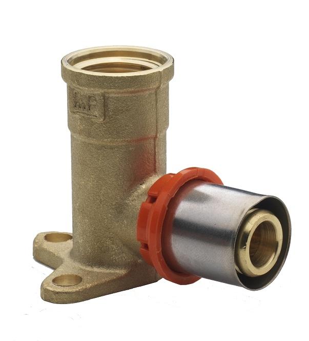 Cot sertizare cu talpa 16/2 x 1/2 FI 40mm