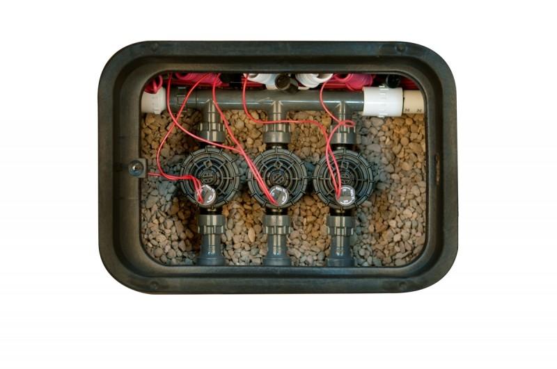 Electrovalva irigatie Hunter PGV Jar Top - instalare