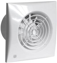Ventilator baie SILENT-200CZ - Φ120 - 230V - 180 m3/h - SOLER PALAU