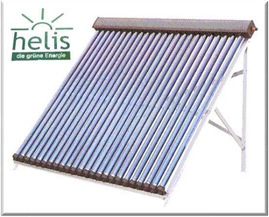 Panouri solare cu tuburi vidate Helis