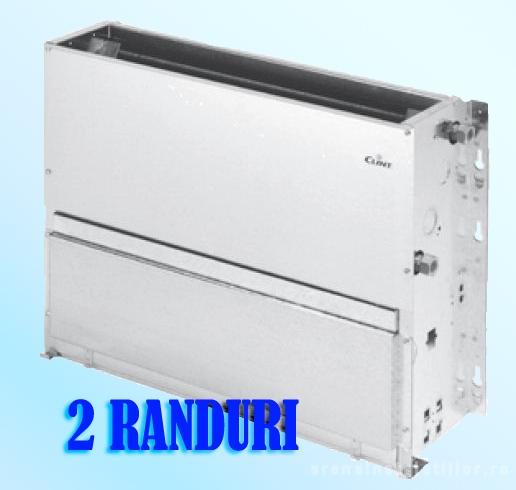 Ventiloconvector de perete clint FIW/IO