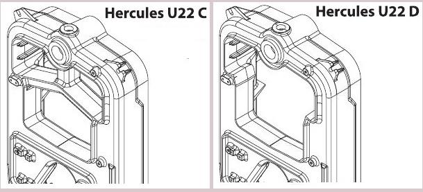 Hercules U22CD