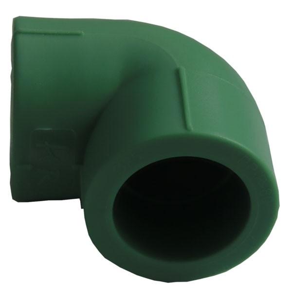 Cot PPR verde 32x90 Heliroma