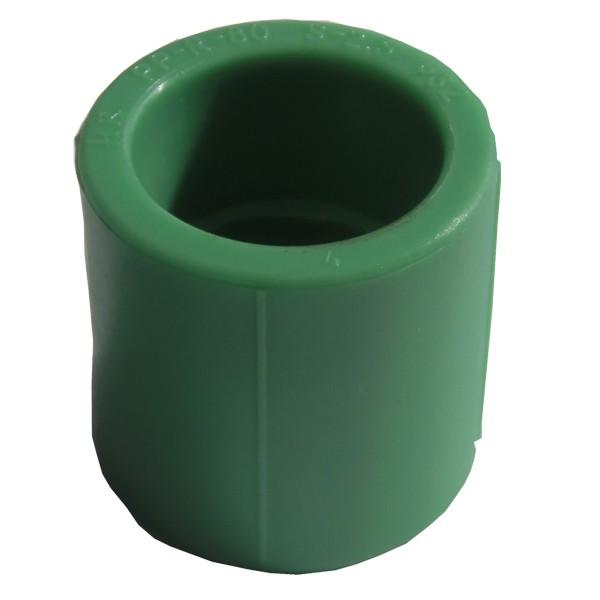 Mufa PPR verde 90 Heliroma