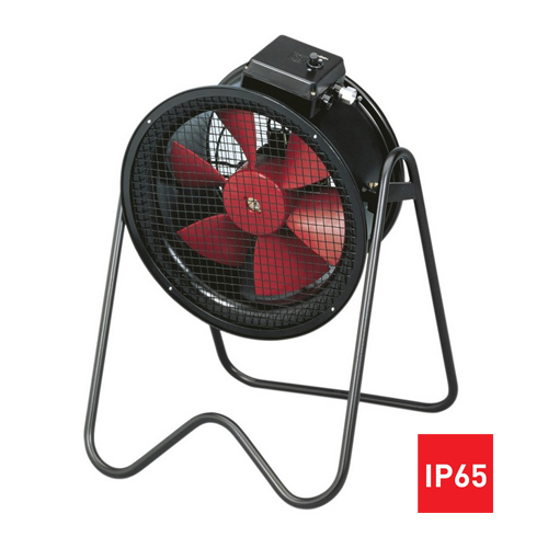 Ventilator tip axial mobil SolerPalau PBT/4-315/34