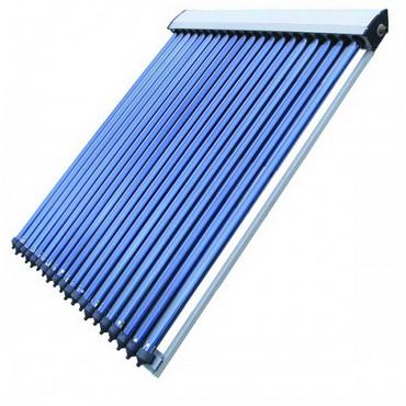 Colector solar 20 tuburi vidate pentru acoperis inclinat BlauTech