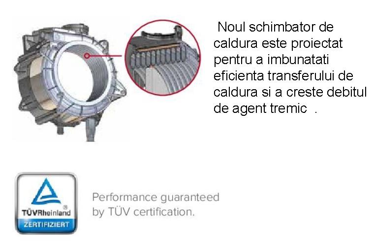 Noul schimbator de caldura patentat XtraTech