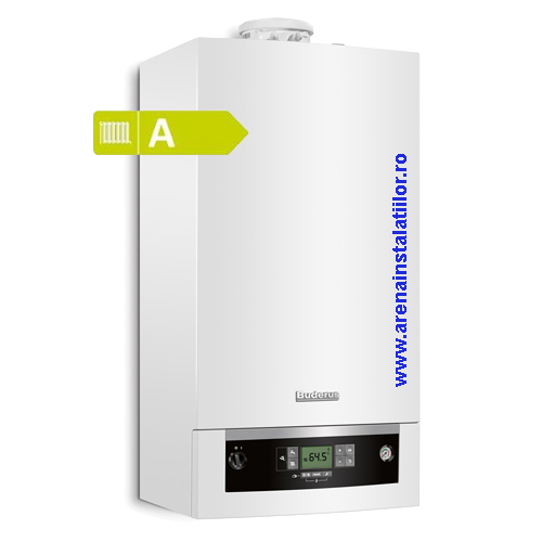 Centrala termica Buderus Logamax Plus GB 072-24 V2 - incalzire = 24 kW