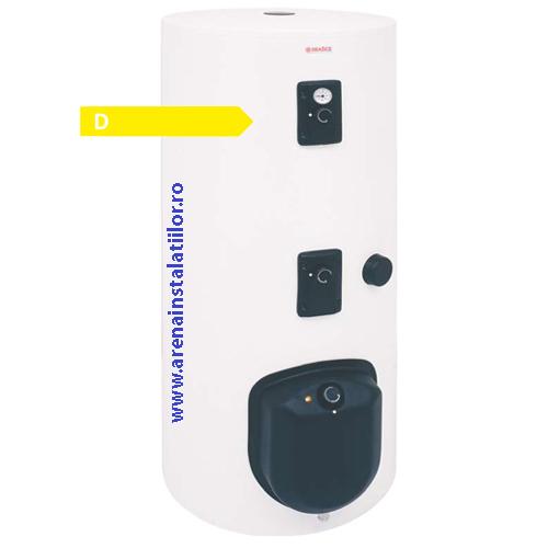 Boiler termoelectric de sol DRAZICE OKCE 200 NTR / 2.2 kW - 200 litri