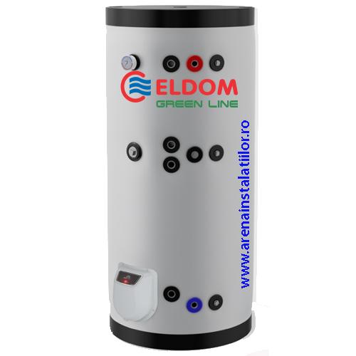 Boiler termoelectric cu o serpentina ELDOM FV50085S - 500 litri