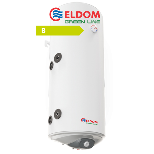 Boiler termoelectric ELDOM 120 litri