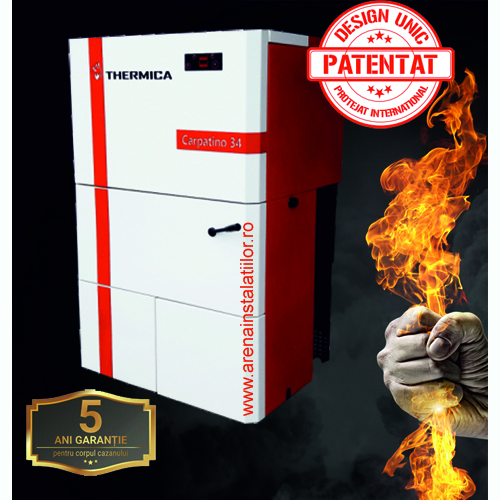 THERMICA Carpatino 34 Double Fan