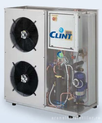 detalii chiller Clint CHA/CLK 15