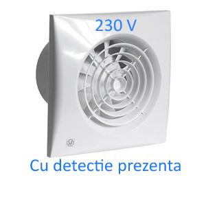 Ventilatoare baie Soler & Palau SILENT-100CDZ