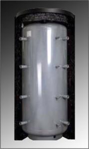 Poza Puffer cu 2 serpentine - acumulator apa calda - Austria Email PSRR 800 - detalii