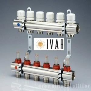 Poza Set distribuitor IVAR CU debitmetru