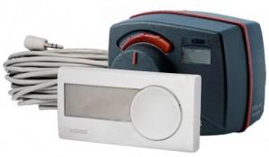 poza Servoregulator electronic ESBE CRB 114 - 230V