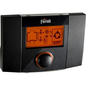 poza Regulator electronic pentru cazane cu combustibil solid Ferroli ECOKOM 200 T