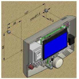 Poza Instalarea regulatorului Ferroli ECOKOM 200 T