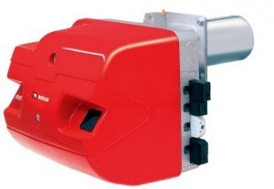 poza Arzator de gaze Riello RS 190 TC cu rampa de gaz MBC 1200 SE CT - 470-2209 kW
