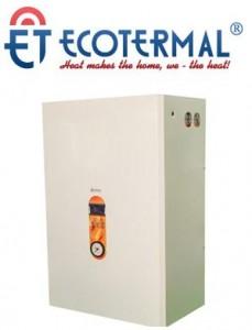 poza Centrala termica electrica Ecotermal L 90 - 90 kW - control electronic + programator