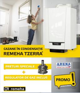 poza Centrala termica in condensatie REMEHA TZERRA 28C