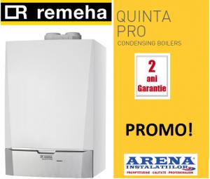 poza Centrala termica in condensatie REMEHA QUINTA PRO 45 - 45 kW