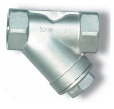 poza Filtru impuritati tip Y corp inox PN40 1 1/2''