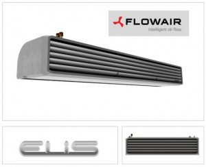 poza Perdea de aer electrica FLOWAIR ELIS T 100 W