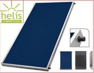 poza Panou solar plan HELIS Blue Selectiv HLS-FP2.5-3 -  2.5 mp