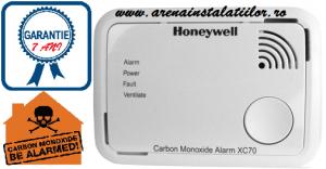 poza Detector de monoxid de carbon portabil Honeywell XC70