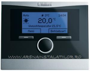poza Termostat de ambient cu fir Vaillant CalorMATIC 470