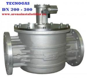 poza Electrovalva de gaz TECNOGAS M16/RM N.A DN 300