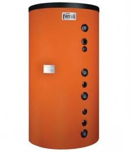 poza Puffer cu o serpentina FERROLI FB1 2500 - 2500 l